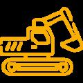 Durchführung - Kellerisolierung, Erdarbeiten, Erdaushub